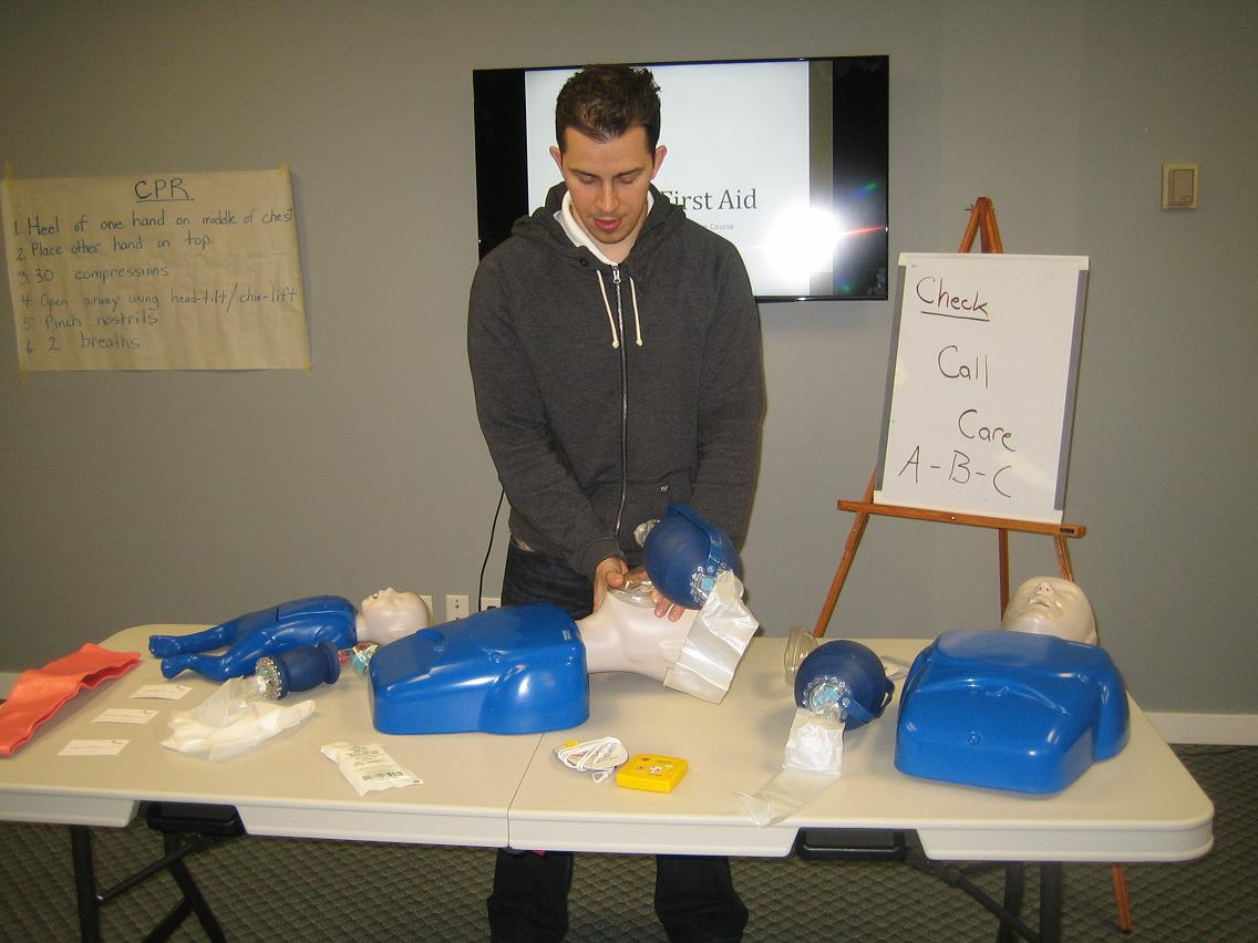 Standard First Aid Courses Popular Canadian Safety Courses