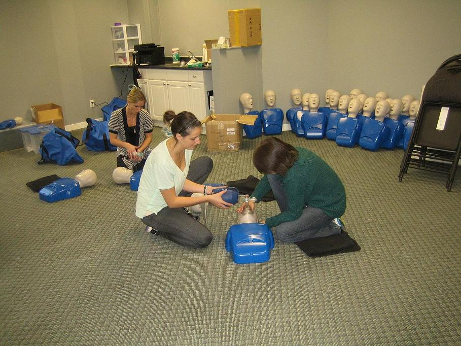 Workplace Approved Basic First Aid Courses In Calgary Alberta